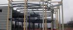 Construction Bâtiment Garage Exposition
